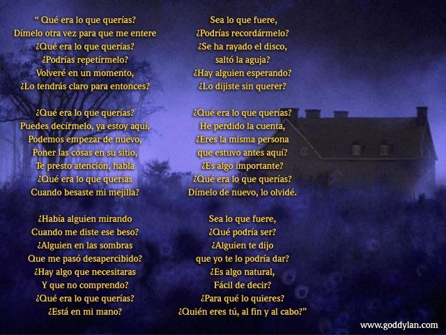 LETRAS DE BOB DYLAN : BOB DYLAN, UN ENIGMA: DE LAS CALLES DE NUEVA ...