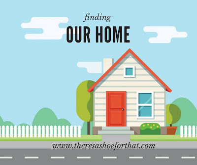 finding our home