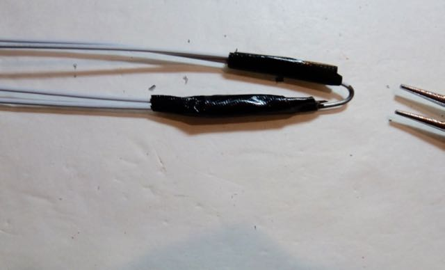 Make it easy crafts: Recycled wire hanger back scratcher
