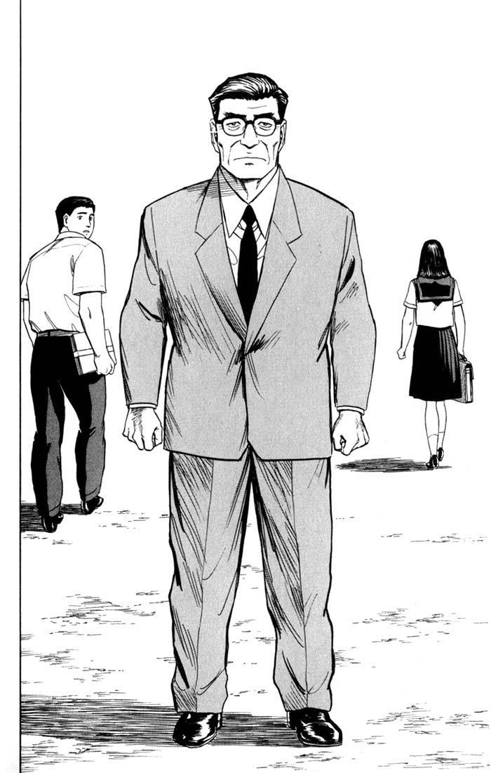 Kiseijuu chương 51: hướng đi trang 32