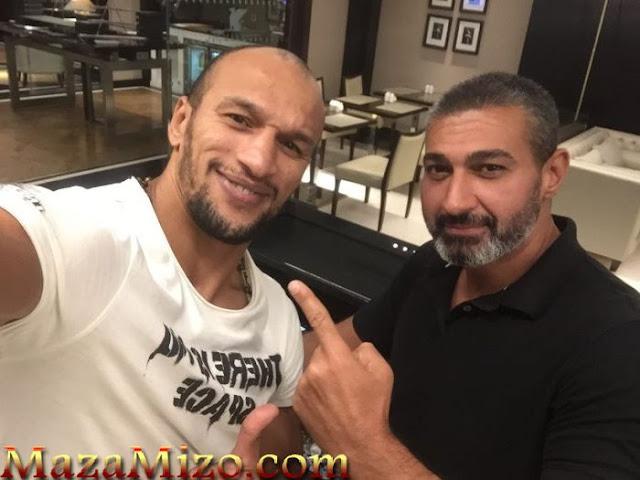 ياسر جلال مع كرم جابر
