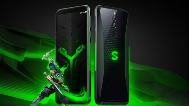 Xiaomi Black Shark Helo, the world's first 10GB RAM phone launched