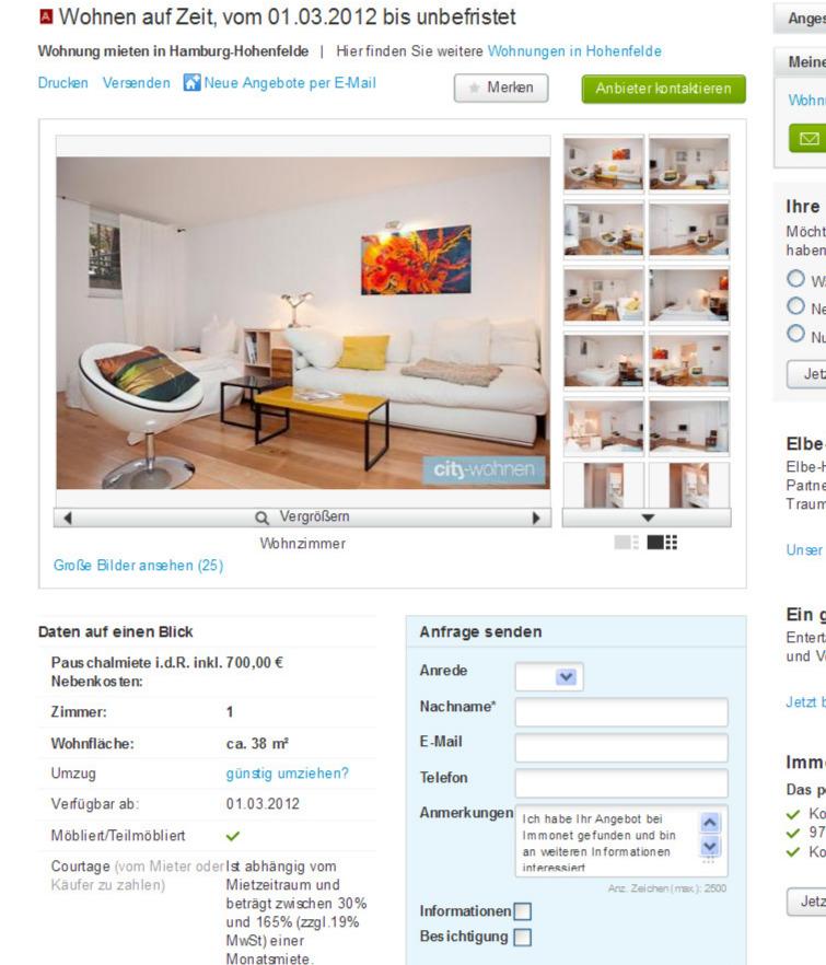 moderne wohnung in eppendorf gegen wohnungsbetrug against rental scammers. Black Bedroom Furniture Sets. Home Design Ideas