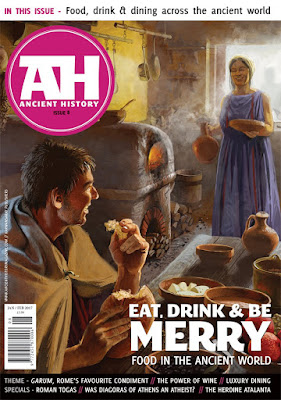 Ancient History Magazine 8, Jan-Feb 2017