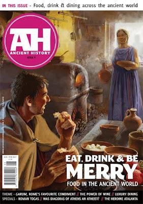 Ancient History Magazine 8, Jan-Feb 2017