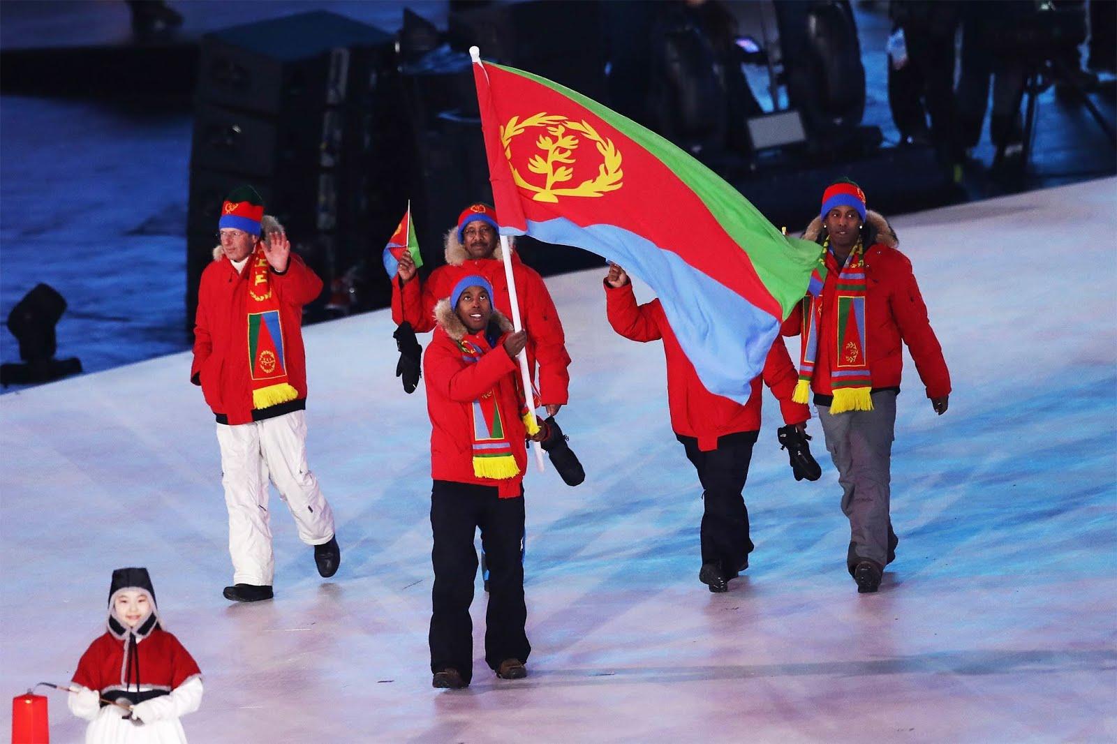 <Shannon-Ogbani Abeda: An Olympic Landmark For Eritrea