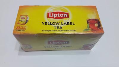 lipton çay
