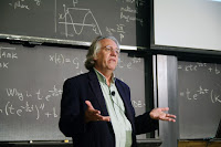 Kerry Emanuel, the Cecil and Ida Green Professor of Atmospheric Science and co-director of the Lorenz Center at MIT (Photo Credit: Helen Hill) Click to Enlarge.
