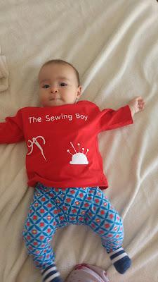 sewing boy sewing camp modistilla de pacotilla minipacotillo vinilo textil revista ottobre design fans de ottobre caterpillar leggins meow meow cal joan bebé