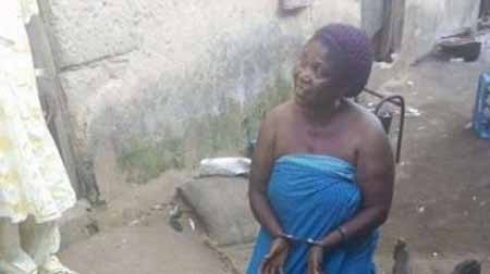 This Woman Stabs Husband To Death Over Christmas Money In Lagos
