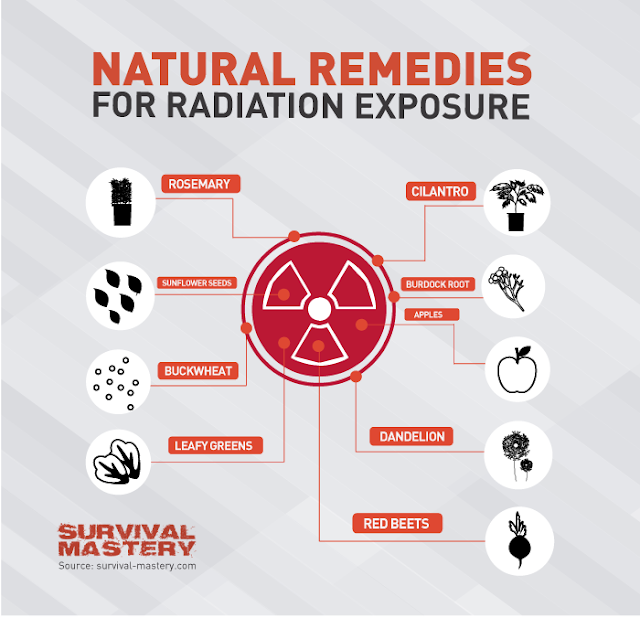Natural Remedies for Radiation Exposure