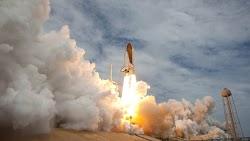 NASA Atlantis Shuttle 4K