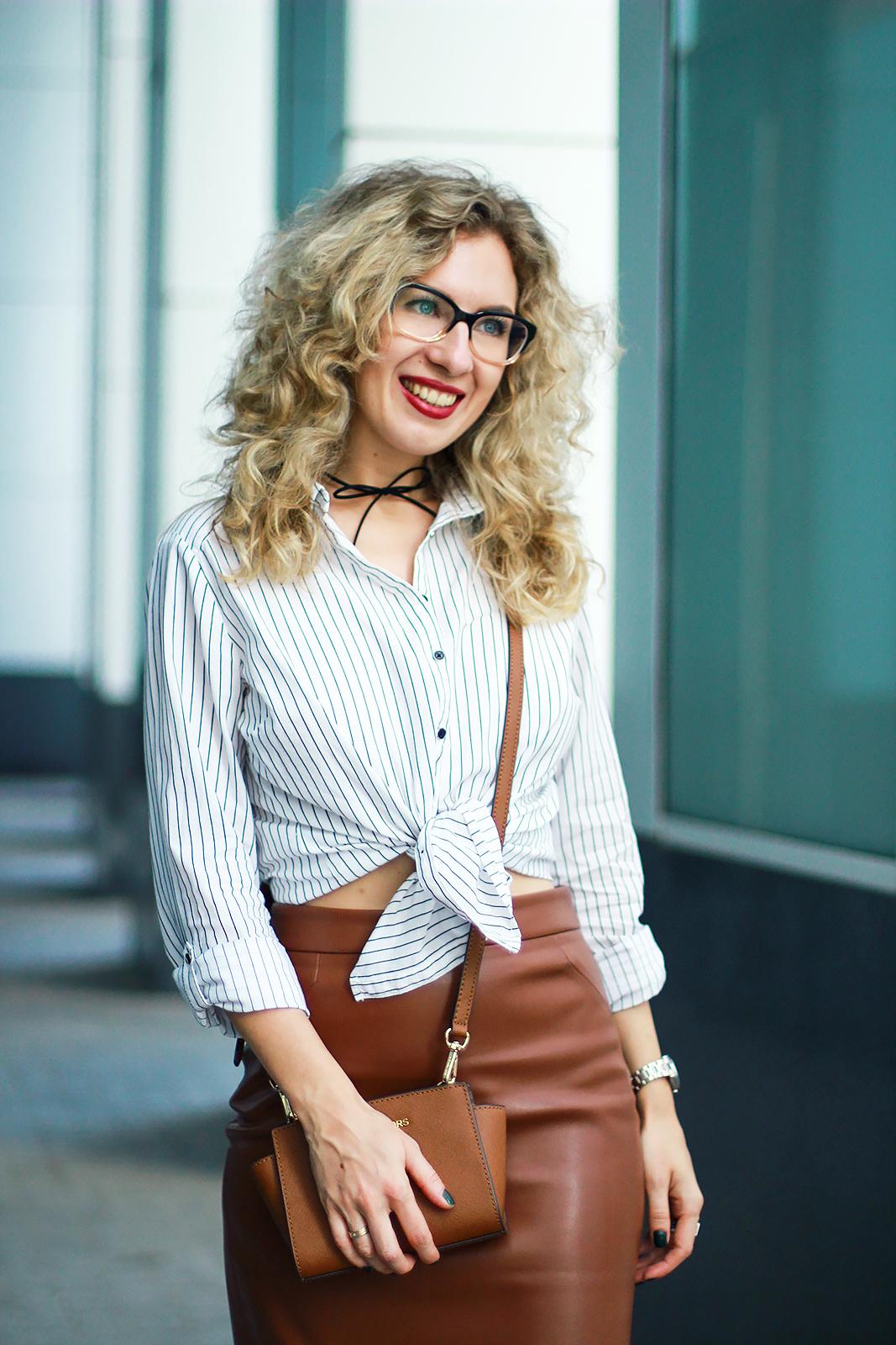 margarita_maslova_leather_skirt_striped_shirt_marsala_brogues