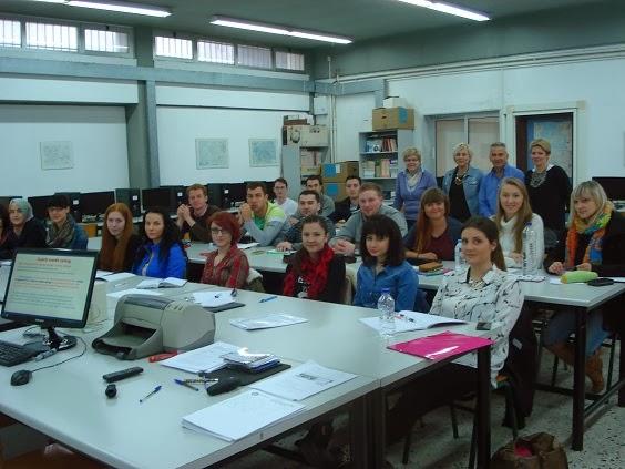 26 φοιτητές Erasmus στο ΤΕΙ Ανατολικής Μακεδονίας και Θράκης