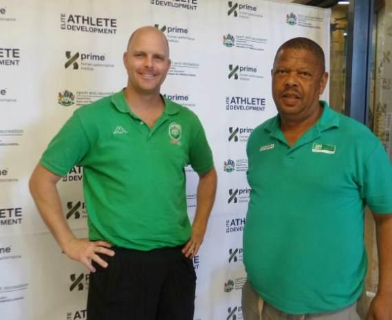 Steve Bezuidenhout - AmaZulu Development Coach