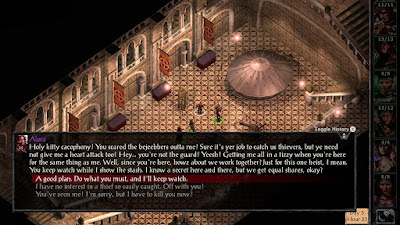 Baldurs Gate Enhanced Edition Game Screenshot 5