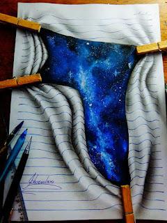 برازيـلي يبــدع في فـن رسم ثــلاثي الأبعــاد . 1459079497-3d-lines-