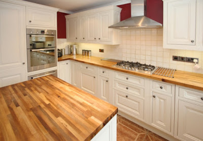 Arbeitsplatte Küche Massivholz
