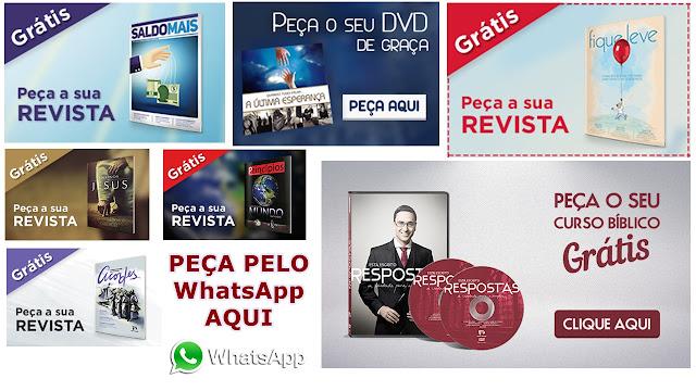 DVD novo tempo whatsapp