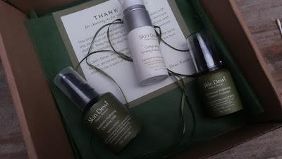 Skin Dewi Organic Skincare for Dry Skin