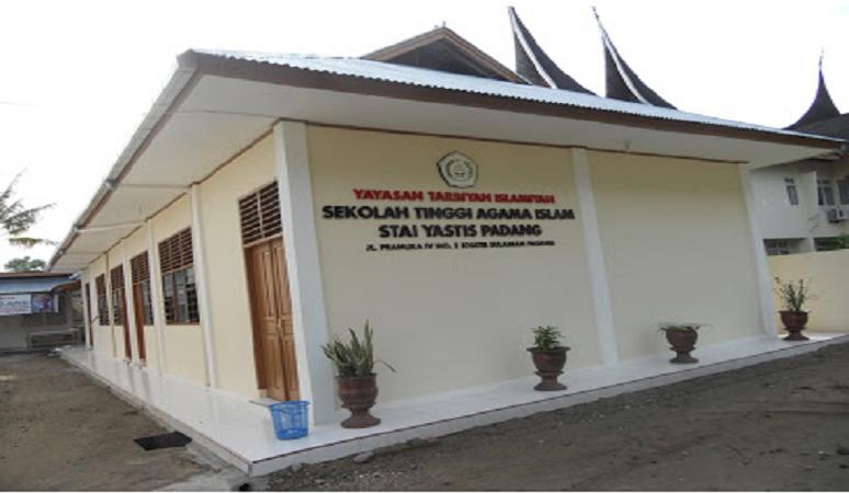 PENERIMAAN MAHASISWA BARU (STAI YASTIS) 2019-2020 SEKOLAH TINGGI AGAMA ISLAM YASTIS PADANG