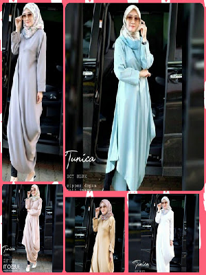 Tunika Dress PR001