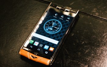 Wallpaper: Vertu for Bentley