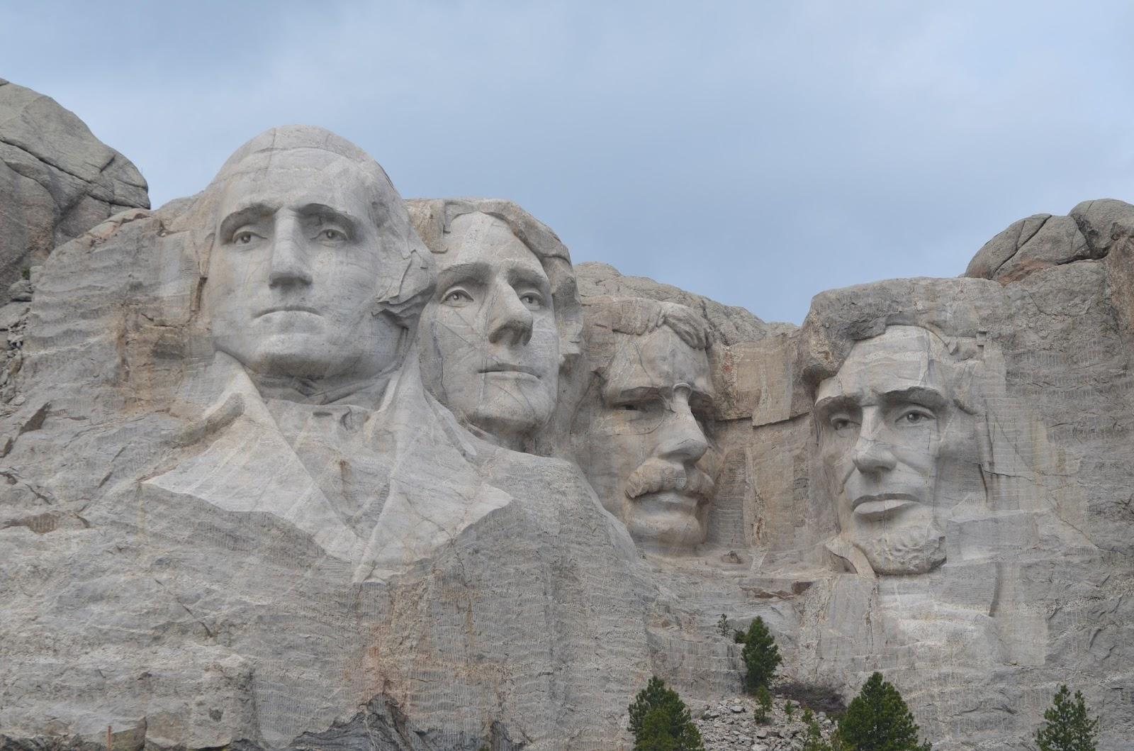 Life Blessings Mount Rushmore