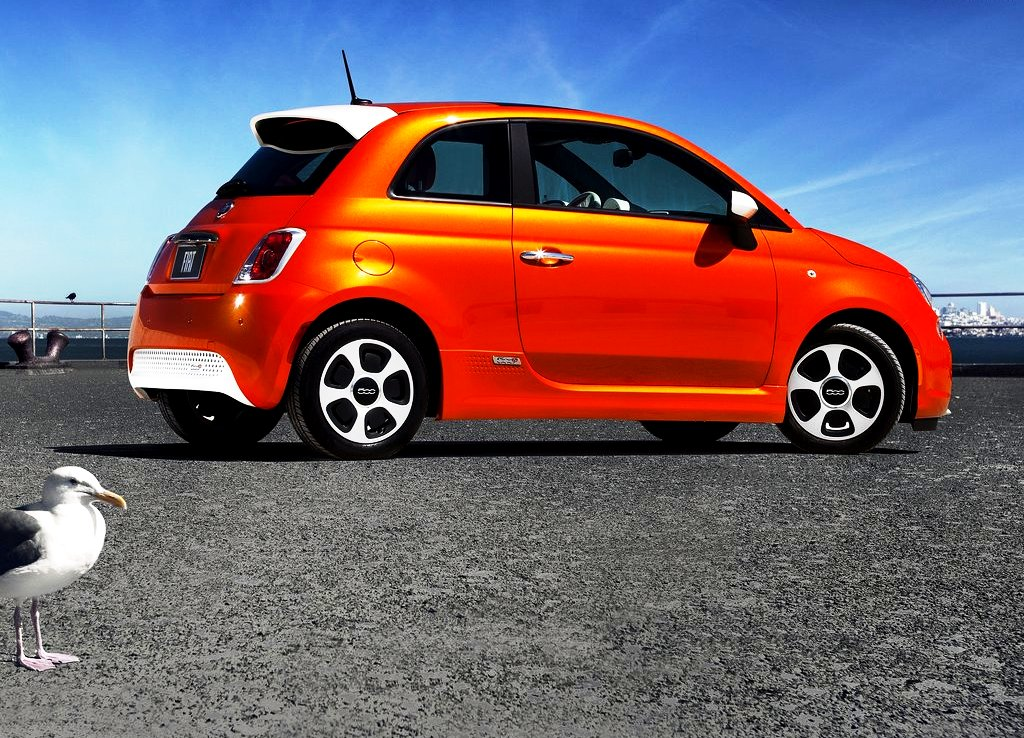2014 Fiat 500e Review Cars Review