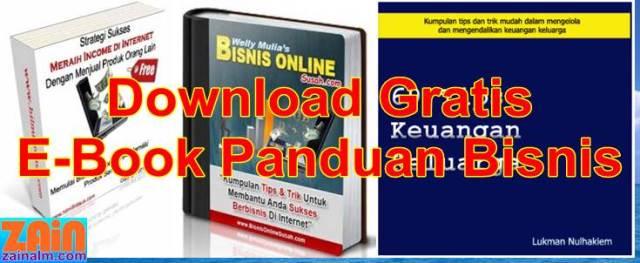 Download Gratis E-Book Panduan Bisnis   Blog-nya Zainal M