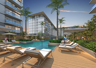 Sobha Hartland offers 170 studios upon completion of the project