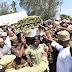 Vijana wazuia gari la Jeshi kubeba jeneza la Rais Mstaafu wa Zanzibar Mzee Aboud Jumbe Mwinyi