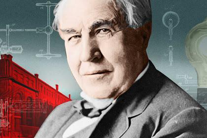 10 Fakta Tentang Thomas Alva Edison