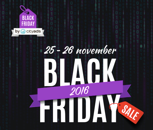 First Real Online Black Friday in Malaysia By CityAds