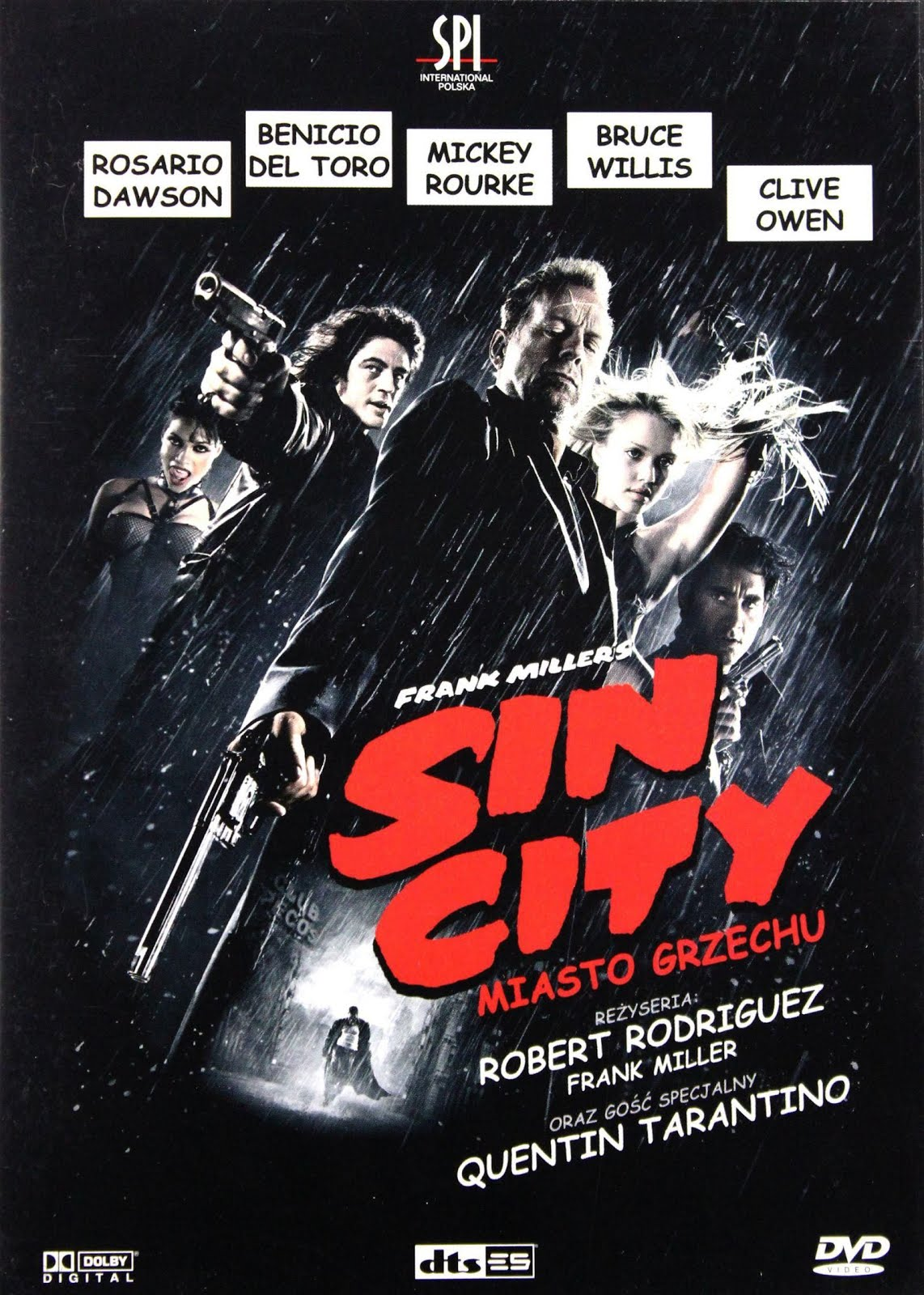 Sin City en el fancine