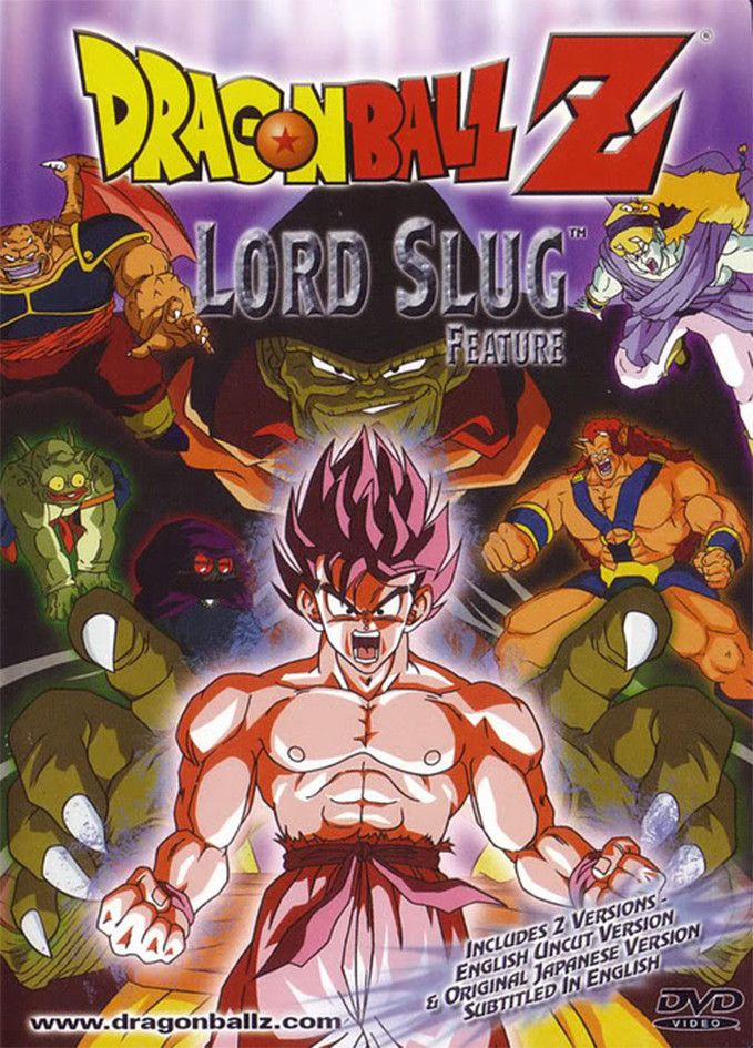 Dragon Ball Z Movie 4: Super Saiyajin da Son Gokuu (Lord Slug) (1991)