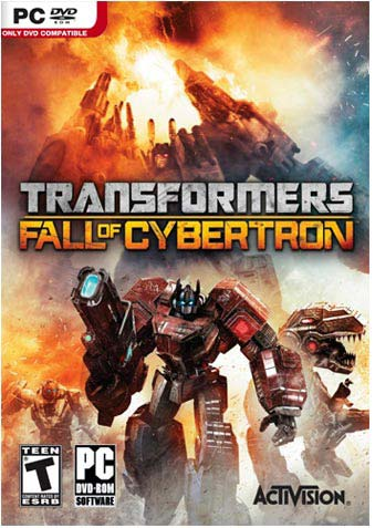Transformers Fall Of Cybertron Download for PC