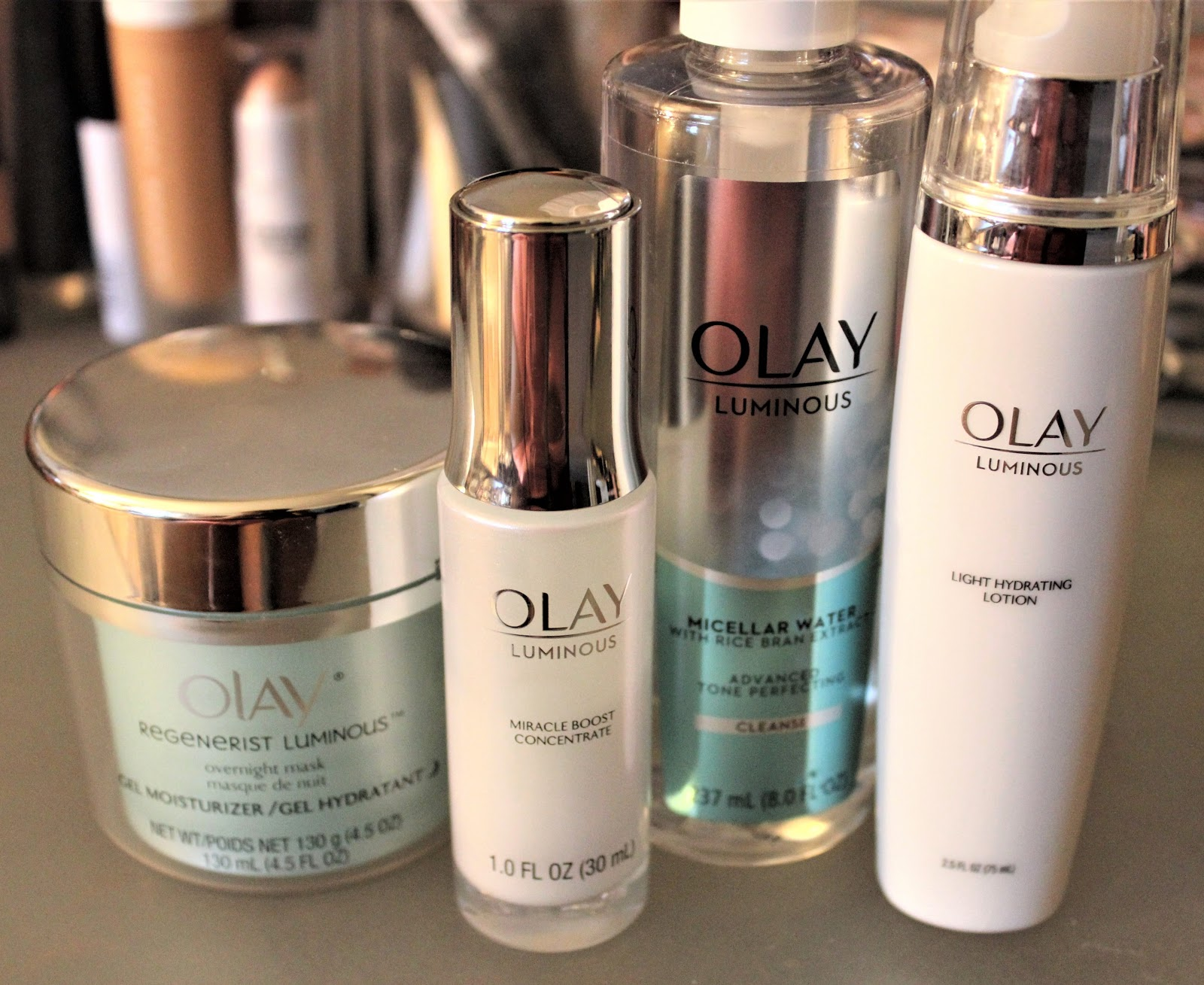I Used Olay for 28 Days and Here is What Happened...