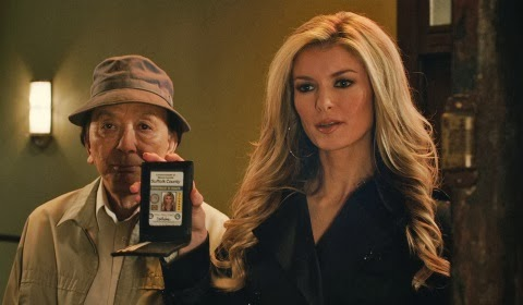 JAMES HONG Y MARISA MILLER
