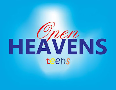 Open Heavens for teens
