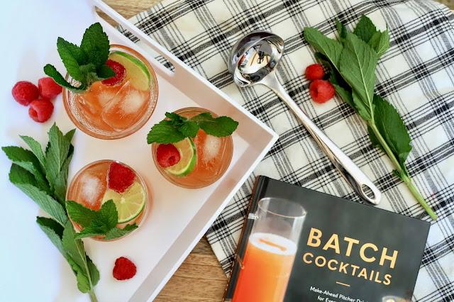 Principessa di Sole Batch Cocktails