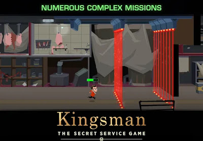 Kingsman - The Secret Service Game Apk Download