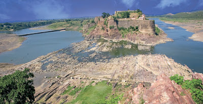 Remotely India: Folding At Margins Of The Vindhyan Sedimentary Basin