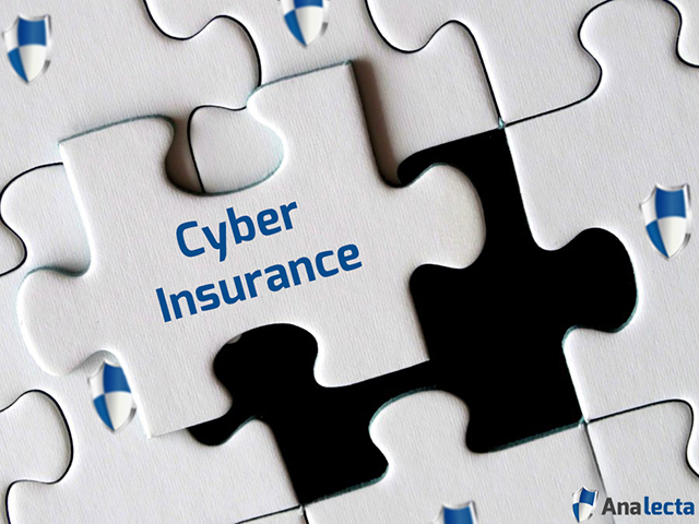 Analecta LLC - Cyber Insurance Puzzle Graphic