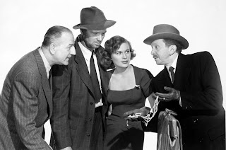 The Asphalt Jungle 1950 film noir cast