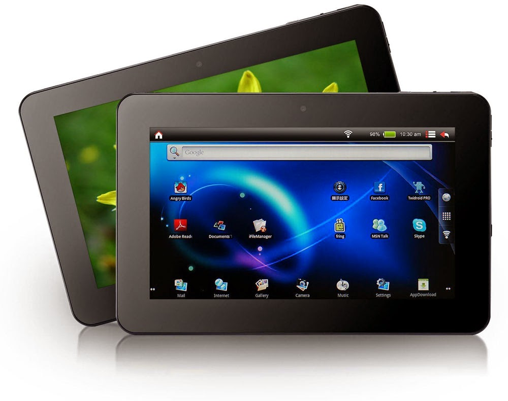 Best android tablet pc and price list in nigeria samsung for Ipad o android
