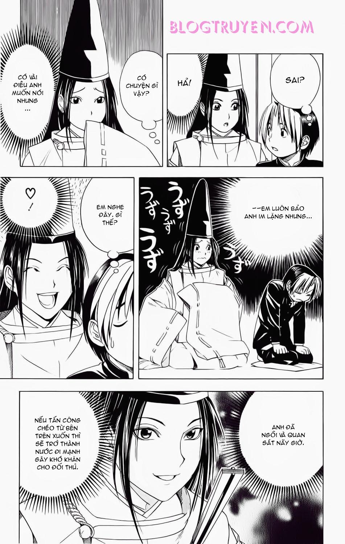 Hikaru No Go hikaru no go chap 53 trang 16