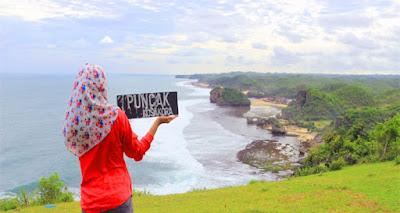 Wisata Puncak Kosakora Yogyakarta
