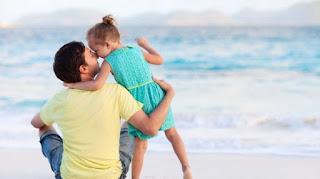 Ingin Hubungan Ayah dengan Buah Hati Semakin Erat? Ini Triknya :: Portal Bisnis Bersama