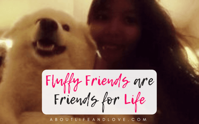Fluffy Friends Are Friends For Life